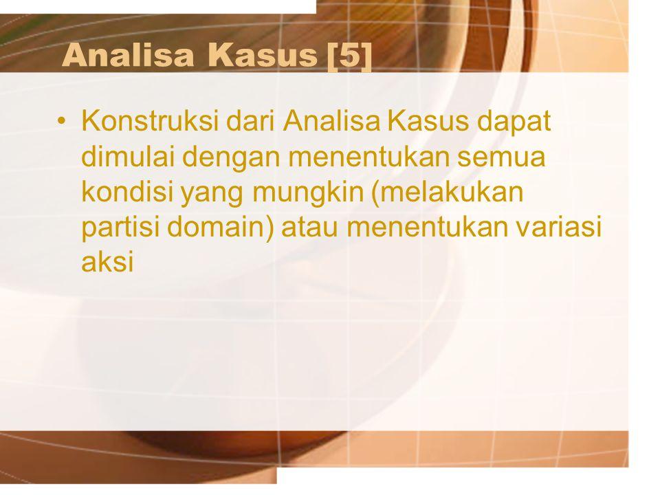 Analisa Kasus [5]